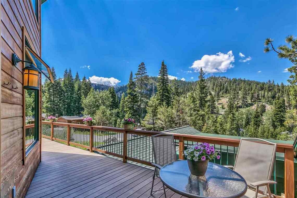Alpine Meadows Outdoor Patio
