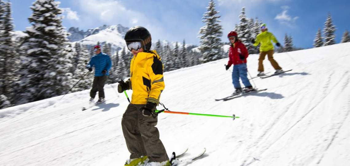Squaw Valley Family Ski