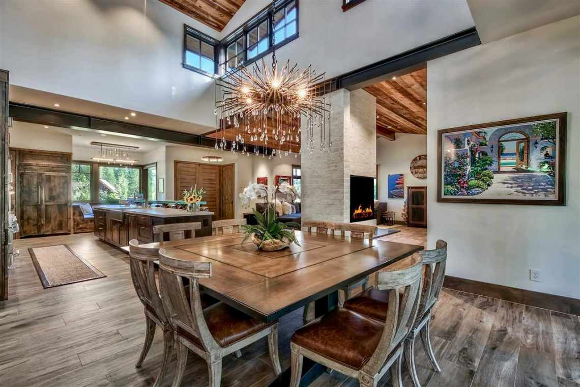 Lahontan Architecture Kitchen