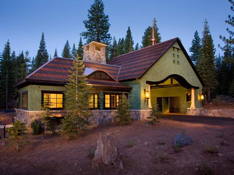Martis Camp Gatehouse