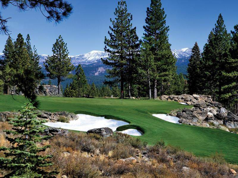 Martis Camp Golf