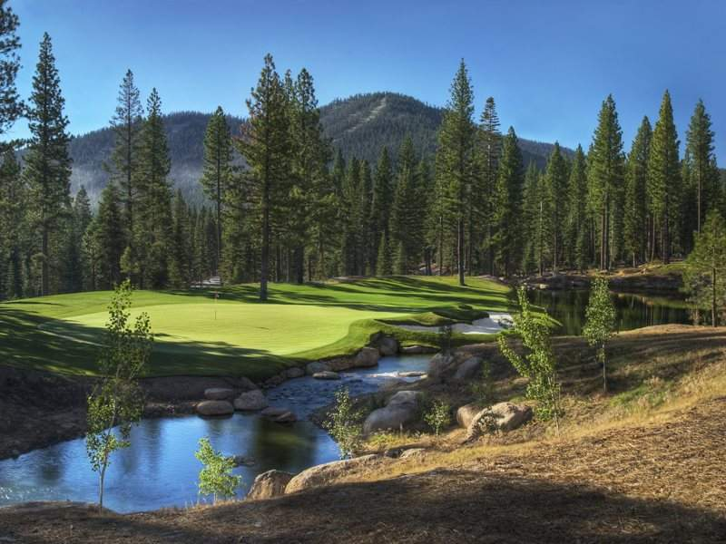 Martis Camp Golf Course