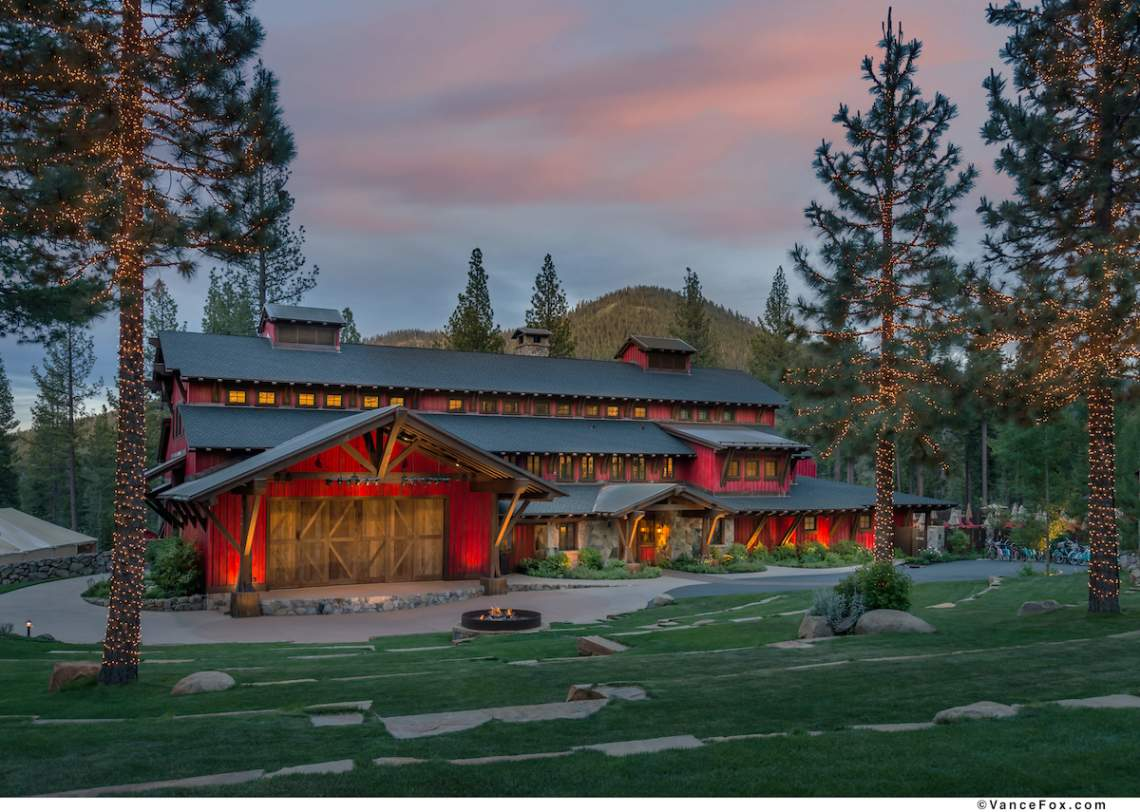 Martis Camp Barn