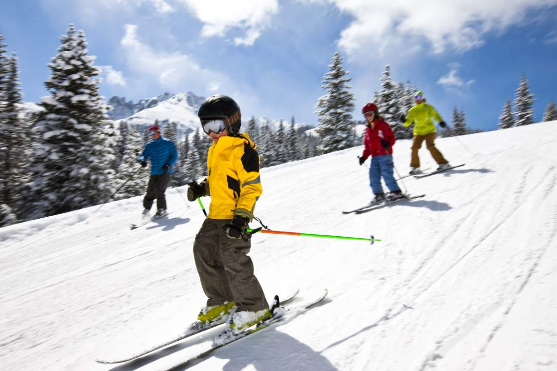 Schaffer's Mill Family Ski Northstar