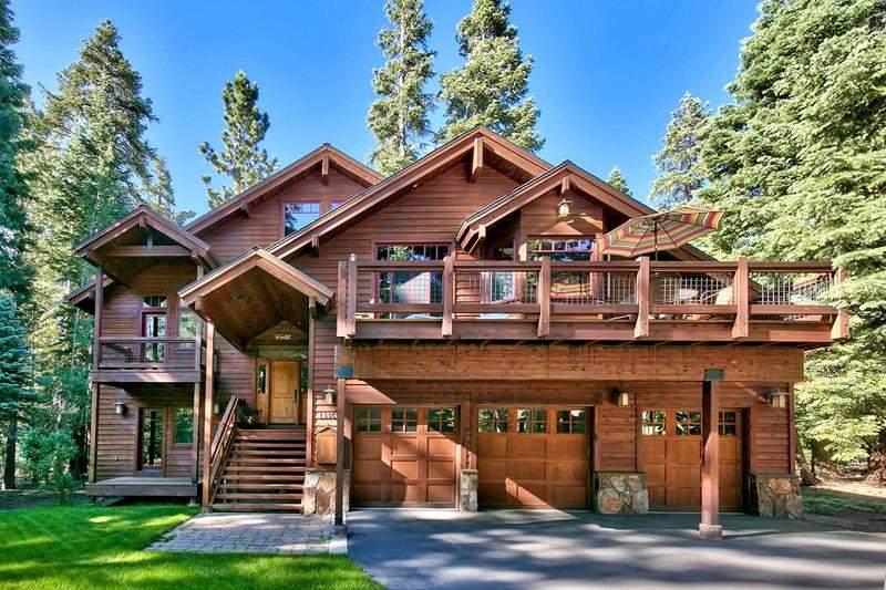 Tahoe Donner Exterior