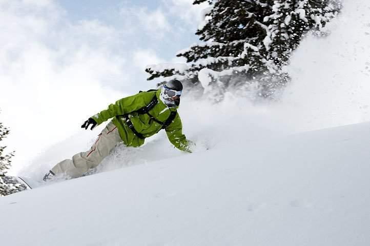 Tahoe Donner Lifestyle Ski