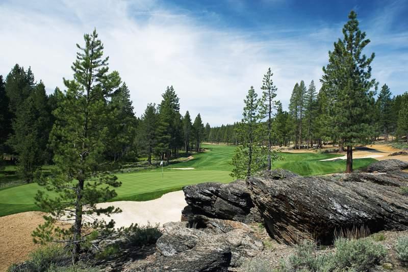 Truckee Gray's Golf Course